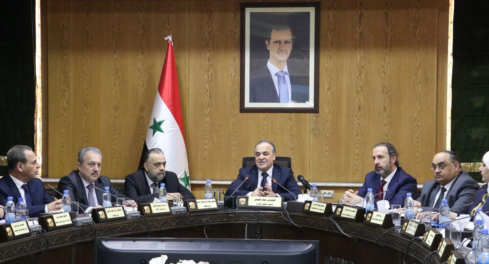 الحكومة السورية تستعيد عاصمته الاقتصادية المحررة عبر خطة شاملة بمئات المليارات