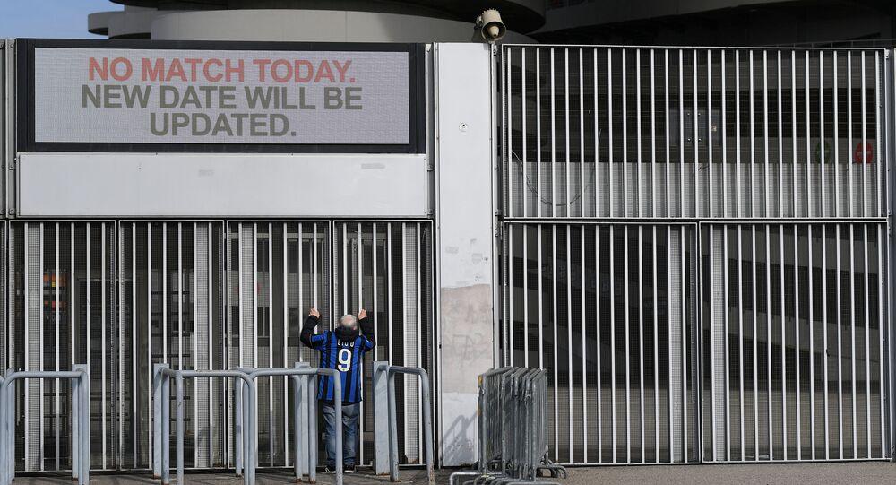 تأجيل مباريات الدوري الإيطالي بسبب فيروس كورونا