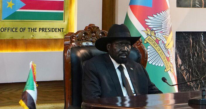 سلفا كير ، رئيس جنوب السودان