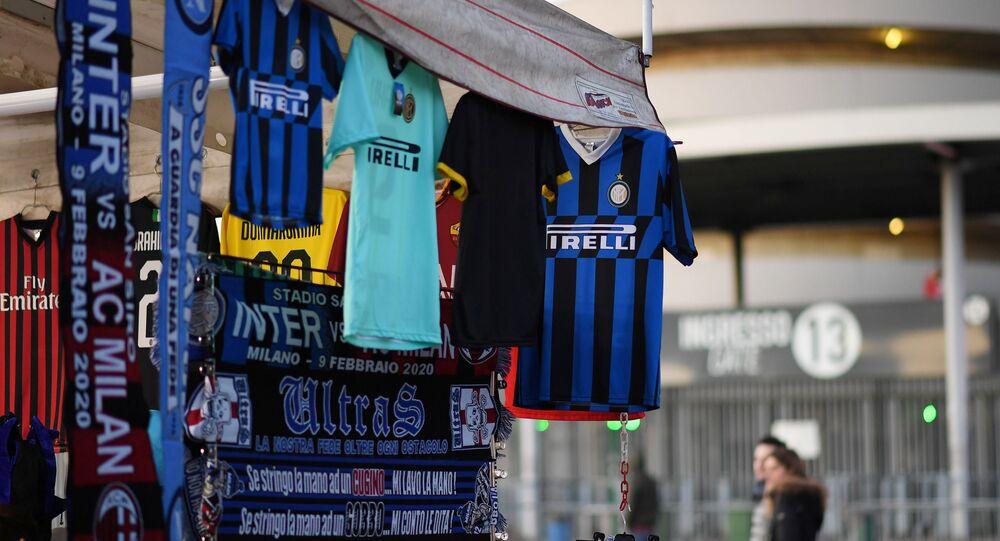 قمصان أندية إيطالية بكرة القدم