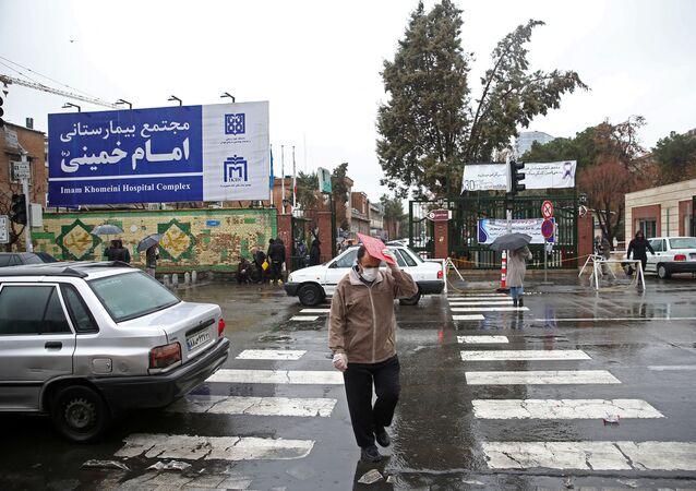 اجراءات لمواجهة فيروس كورونا في إيران