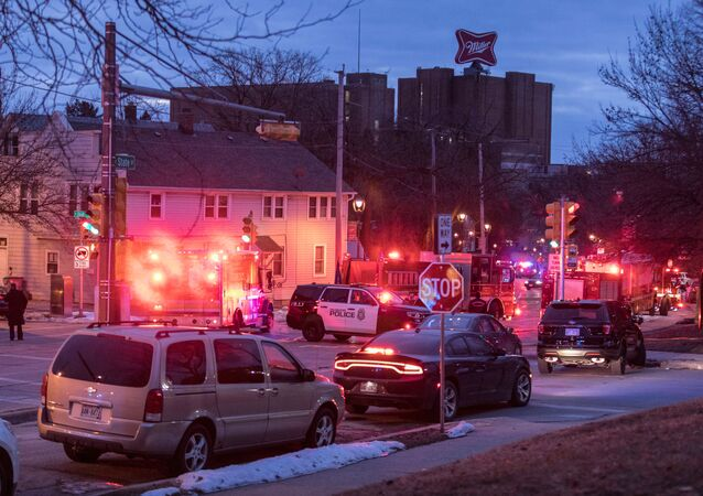 الشرطة تحقق في حادث إطلاق نار بمصنع للجعة في مدينة ميلووكي بولاية ويسكنسون الأمريكية