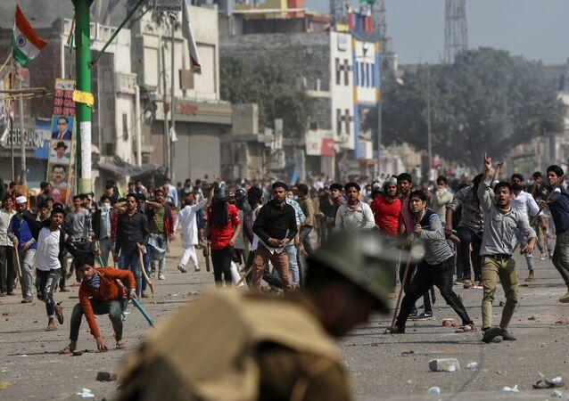 أعمال عنف في الهند احتجاجا على قانون الجنسية