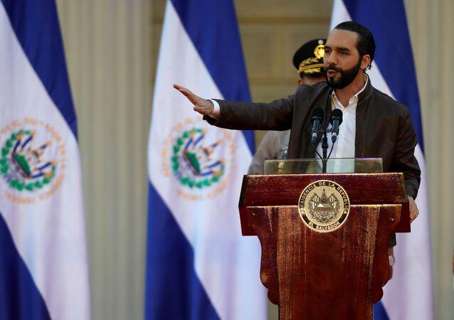 رئيس السلفادور، نجيب أبو كيلة