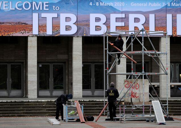 معرض بورصة برلين للسياحة الدولية (ITB Berlin)