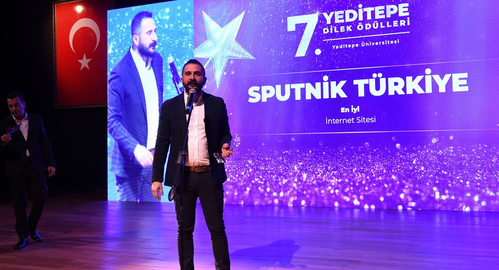 رئيس تحرير وكالة سبوتنيك تركيا
