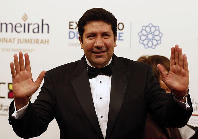 الممثل المصري، هاني رمزي