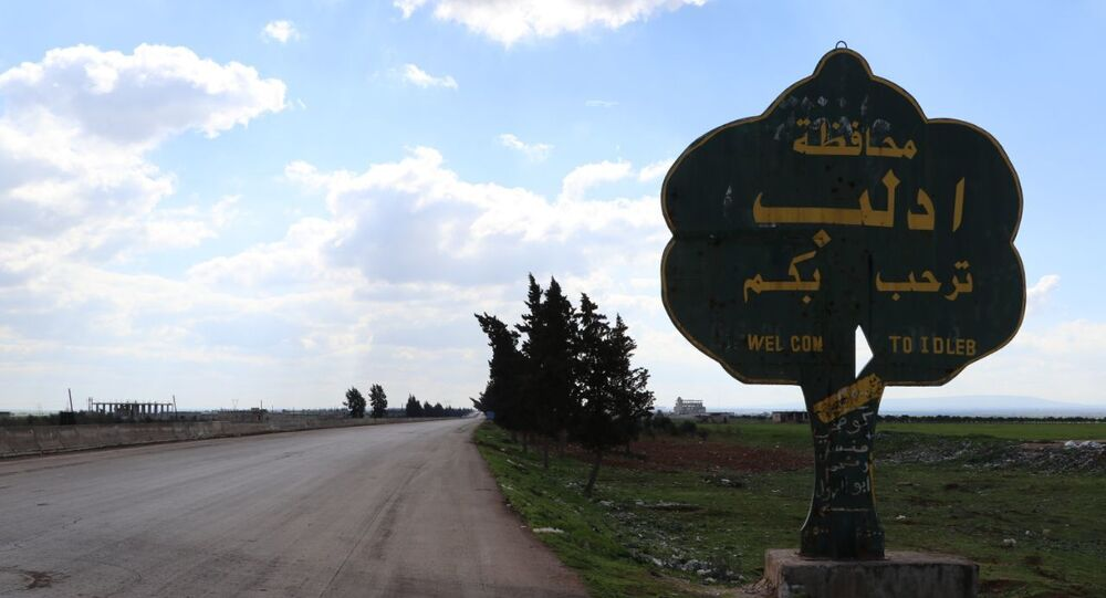 سبوتنيك تجول في سراقب بعد سيطرة الجيش السوري على المدينة