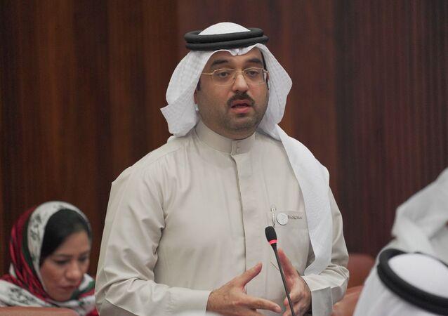 النائب أحمد السلوم، رئيس لجنة الشؤون المالية والاقتصادية في مجلس النواب البحريني