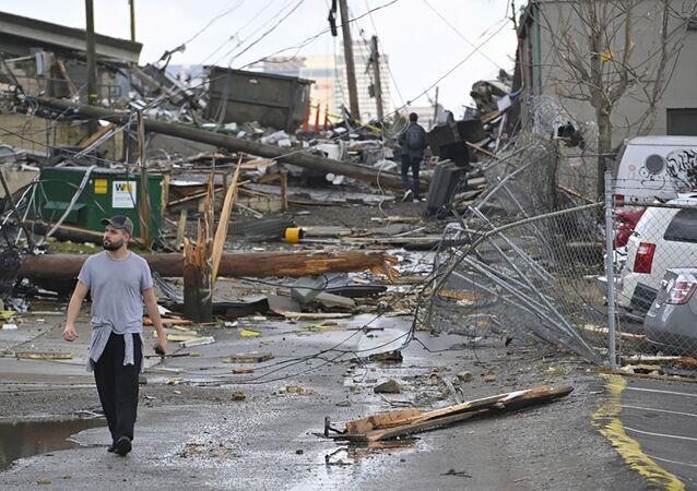 إعصار تينيسي