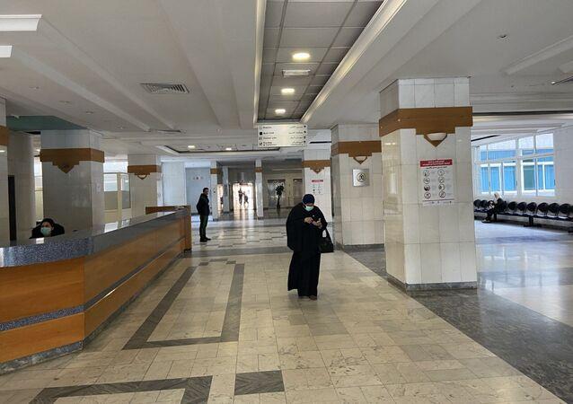 مستشفى رفيق الحريري في لبنان