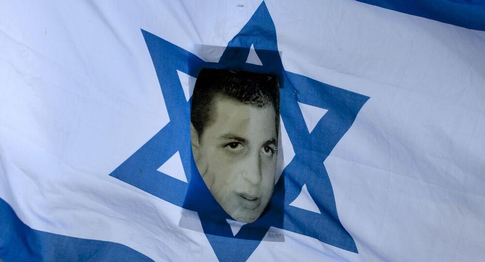 المجند الإسرائيلي جلعاد شاليط
