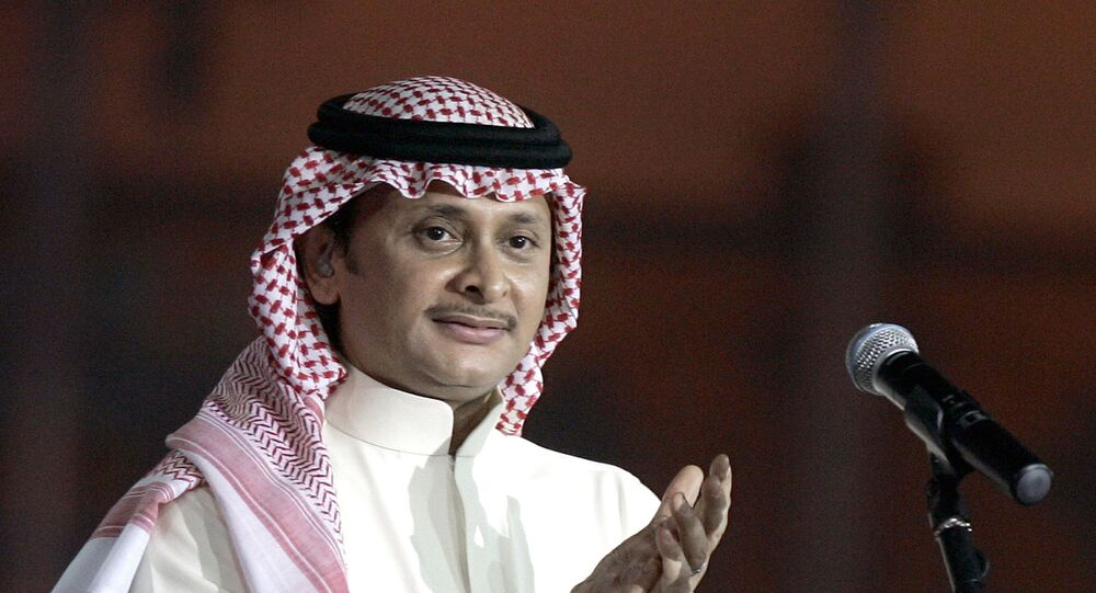 المطرب السعودي، عبد المجيد عبد الله