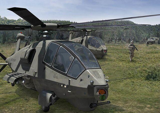 Future Attack Reconnaissance Aircraft
