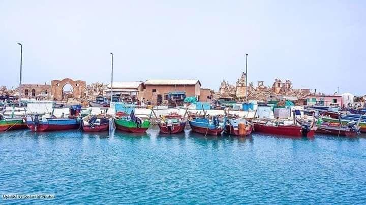 جزيرة سواكن السودانية