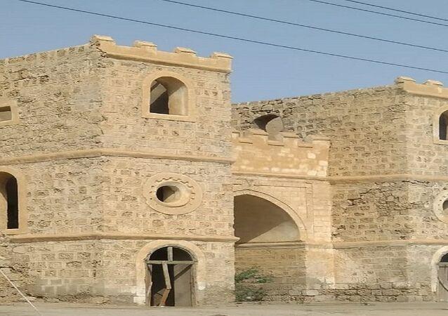 معالم أثرية بجزيرة سواكن السودانية
