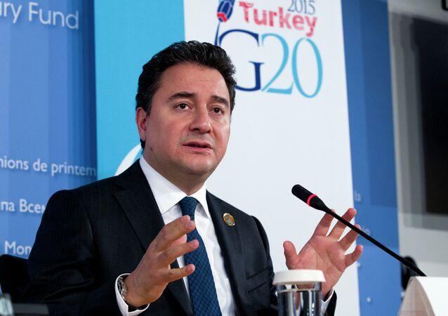 السياسي التركي علي باباجان