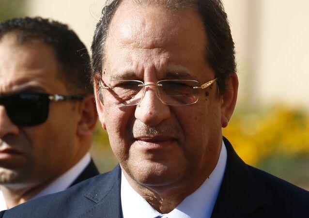رئيس المخابرات العامة المصرية عباس كامل