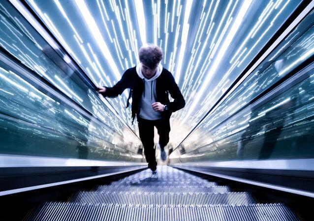 صورة بعنوان السباق للمصور جان بيشزاتوسكي من بولندا، ضمن القائمة القصيرة لفئة الشباب في مسابقة جوائز سوني العالمية للتصوير لعام 2020