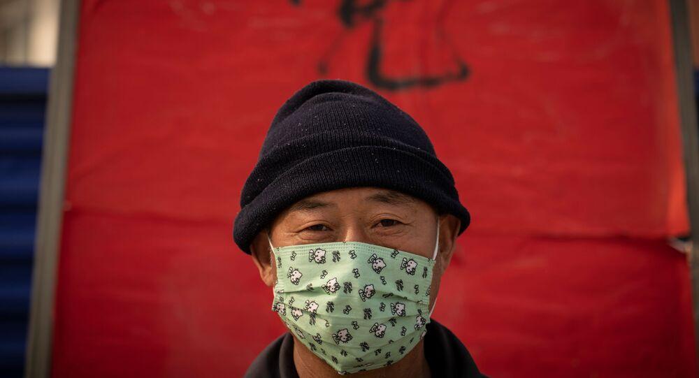 صورة بعنوان البر الرئيسى للصين للمصور فانغبين تشين من الصين، ضمن القائمة القصيرة لفئة الطلاب في مسابقة جوائز سوني العالمية للتصوير لعام 2020