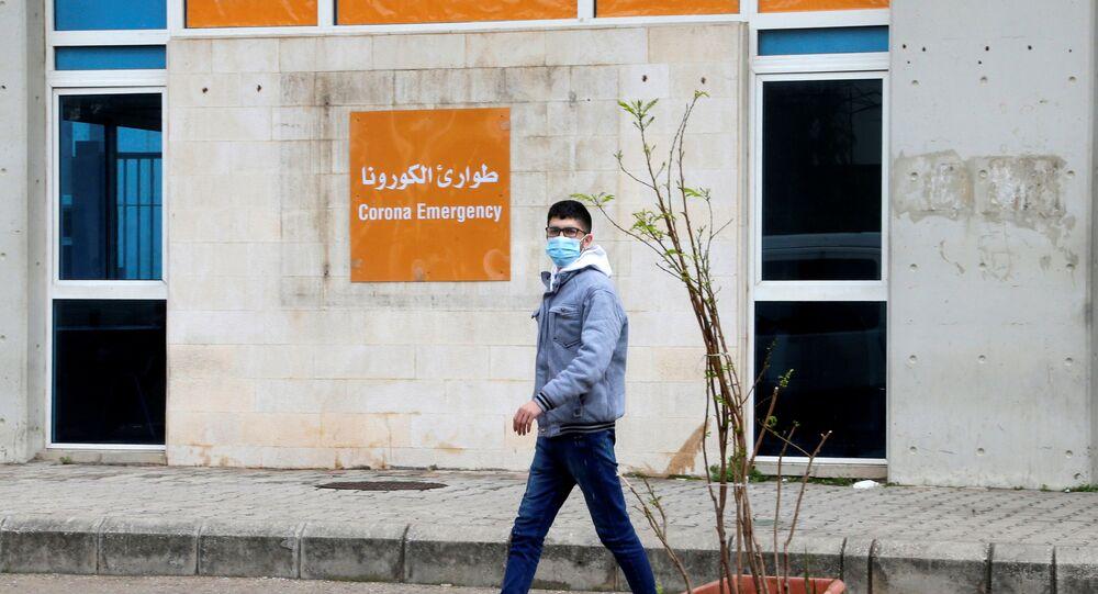 مخاوف من تفشي كورونا في لبنان