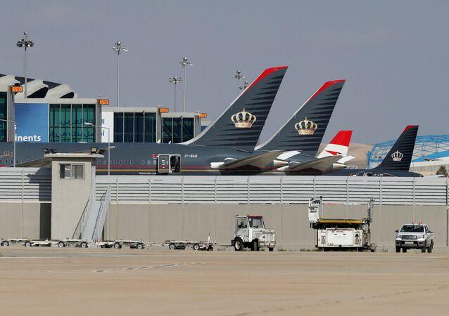 مطار الملكة علياء في الأردن