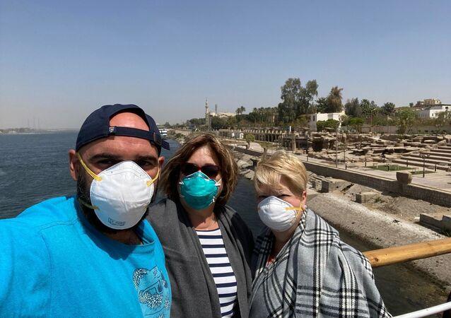 إجراءات احترازية في مصر تحسبا لفيروس كورونا