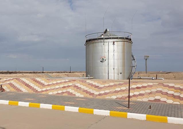 العراق والنفط