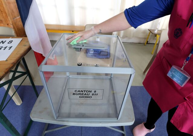 الانتخابات الفرنسية