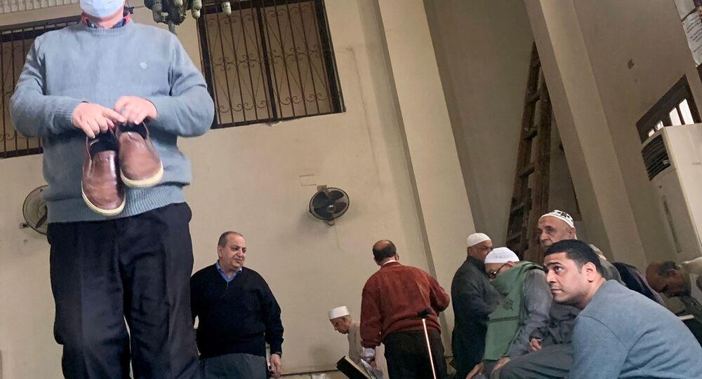 صلاة الجمعة في مصر