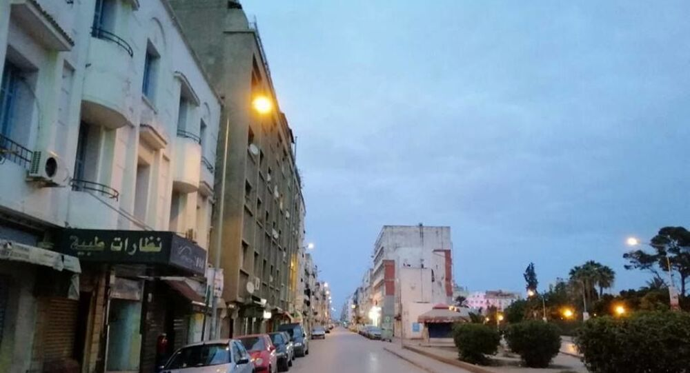 الشارع التونسي
