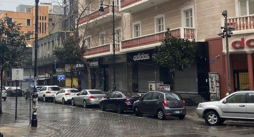 الشارع اللبناني في ظل كورونا
