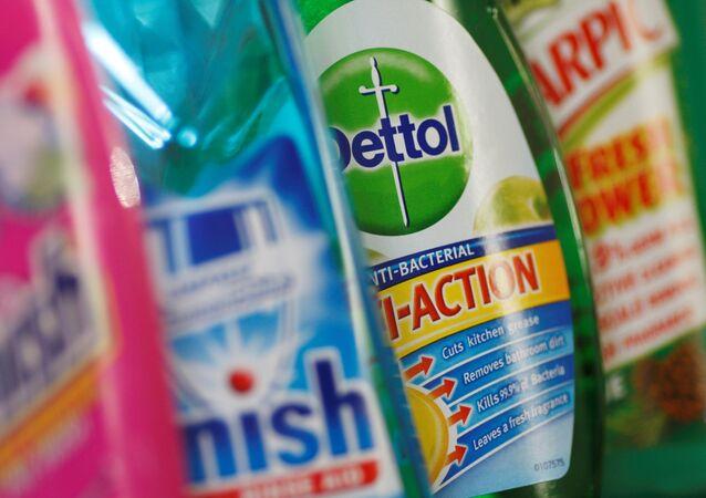 سوائل تنظيف