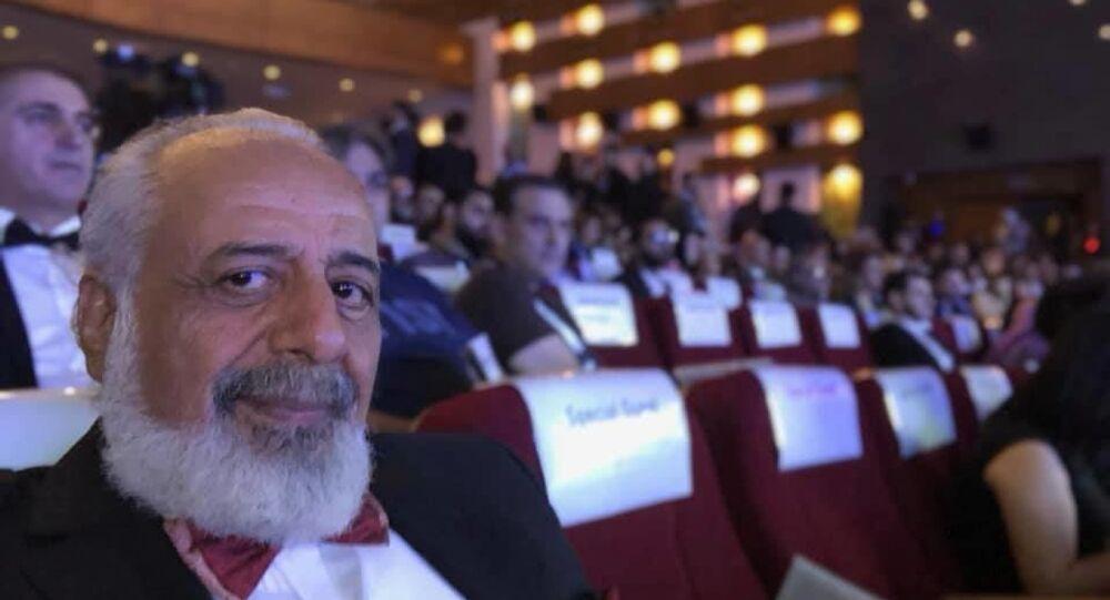 الفنان السوري أيمن زيدان