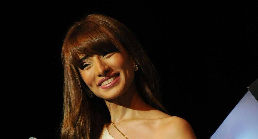 الفنانة المصرية زينة