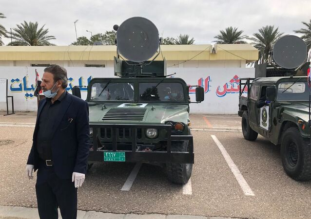 قوات عراقية خاصة تشن حملة كبرى لإبقاء المواطنين في منازلهم
