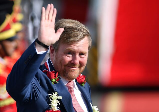 ملك هولندا فيليم ألكسندر
