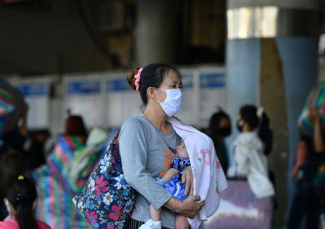 إجراءات احترازية خوفا من كورونا في تايلاند
