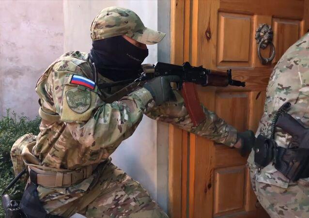 الأمن الفدرالي الروسي