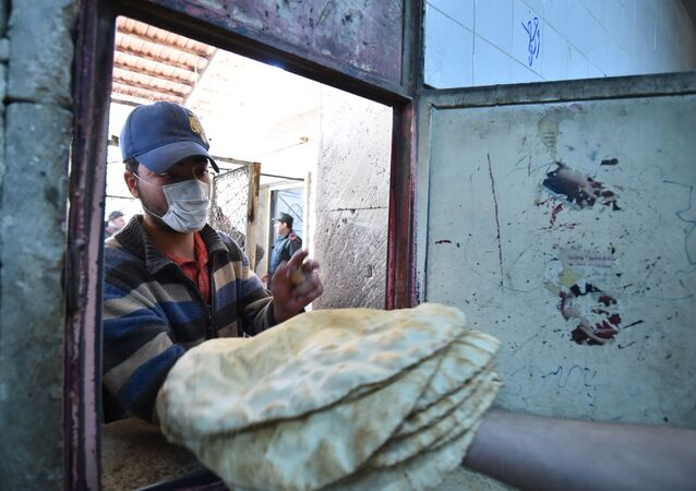 أفران الخبز في سوريا