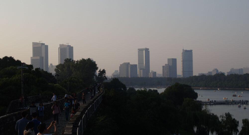 مدينة نانجينغ في الصين