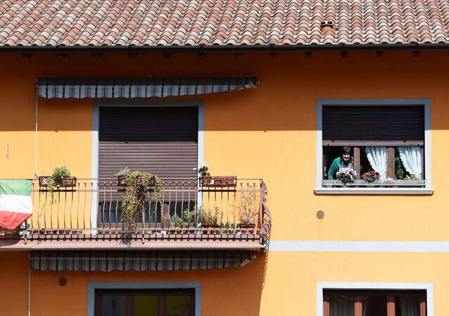 مدينة فيرتوفا الإيطالية- تفشي فيروس كورونا
