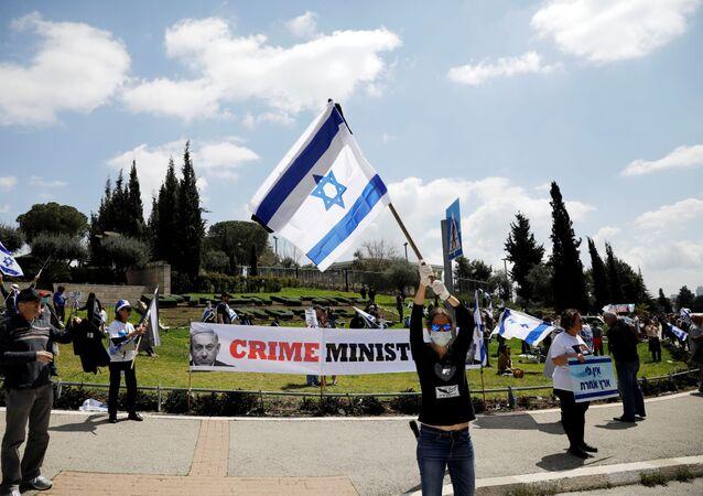 فيروس كورونا في إسرائيل