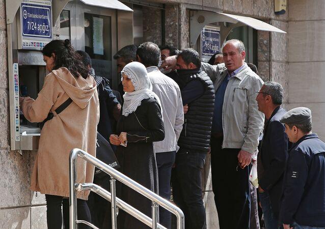 انتشار فيروس كورونا في ديار بكر، تركيا، مارس 2020