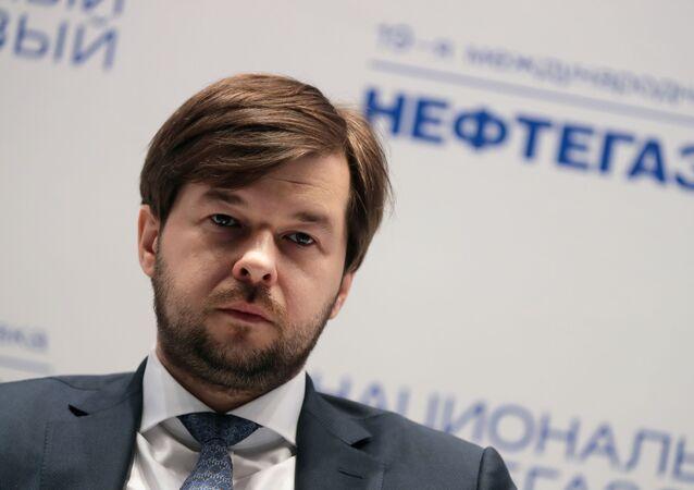 نائب وزير الطاقة الروسي بافيل سوروكين