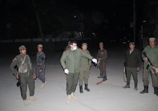 سبوتنيك ترصد مجريات حظر التجول في مدينة الحسكة السورية