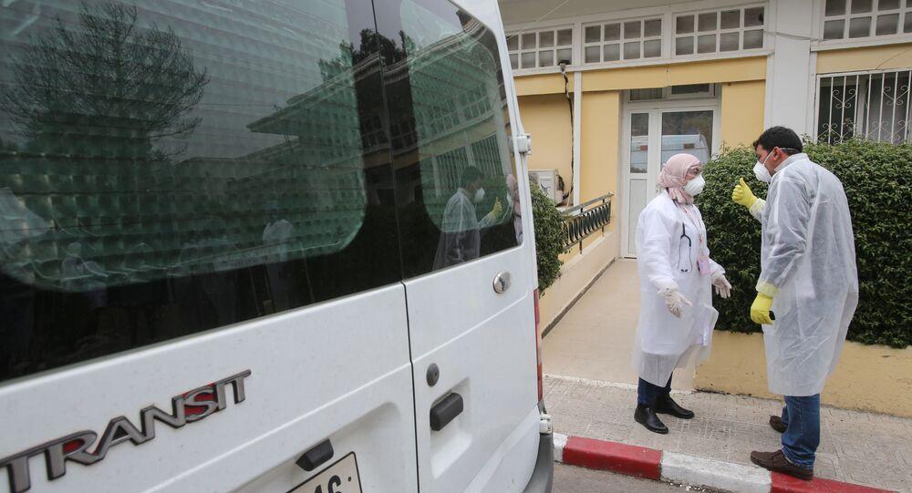 فيروس كورونا في الجزائر
