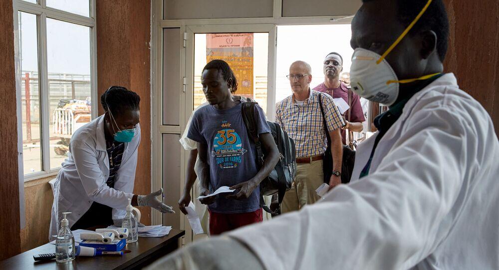 فيروس كورونا في السودان