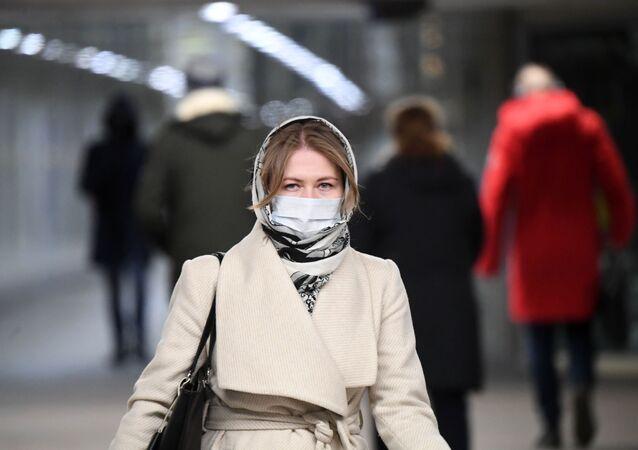 موسكو خلال العزل الصحي، كورونا 30 مارس 2020