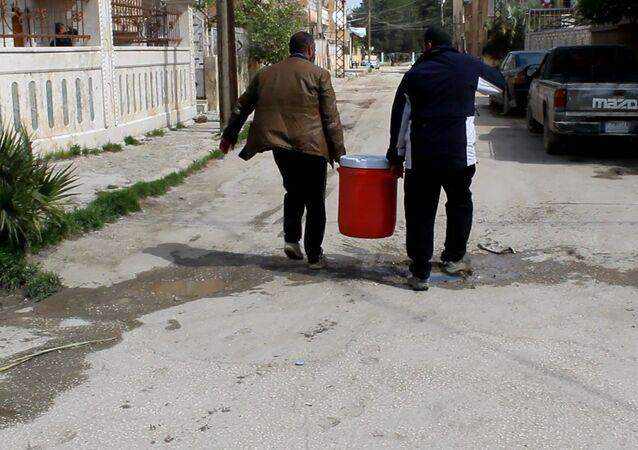 مليون مواطن سوري ضحايا حرب مياه وكهرباء بين الميلشيات الكردية والتركمانية